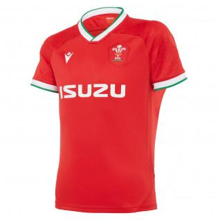 Home children's jersey Wales rugby 2020/21