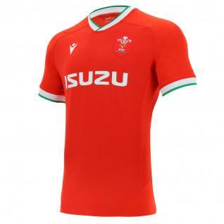 Wales rugby home jersey 2020/21