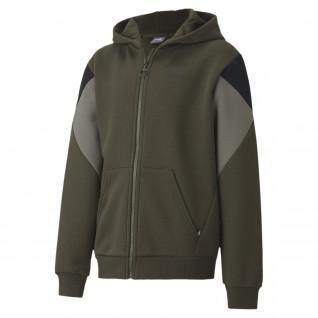 Children's jacket Puma Rebel Block