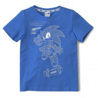 T-shirt kid Puma x SEGA