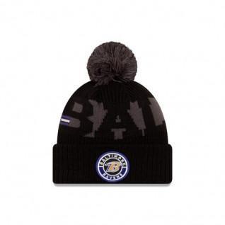 New Era NFL 20 Sport Knit Baltimore Ravens Children's Hat