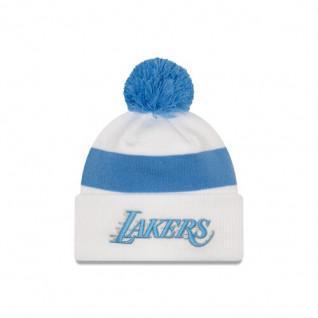 New Era NBA Beanie 20 City Off Knit Los Angeles Lakers