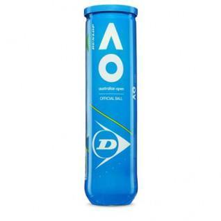 Tennis balls Dunlop Australian Open 4 fart