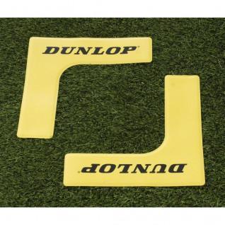Set of 8 floor markings Dunlop