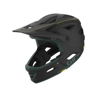 Helmet with removable chin strap Giro Switchblade Mips