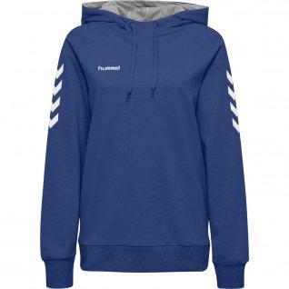 Women's hooded sweatshirt Hummel hmlGO