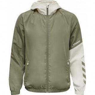 Hummel Sullivan Loose Zip Jacket
