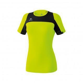 T-shirt woman Erima race line running
