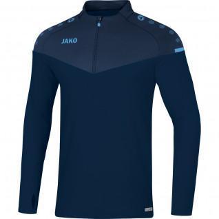 Sweatshirt zip Jako Field 2.0