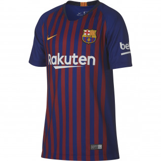 Junior Home Shirt FC Barcelona 2018/2019