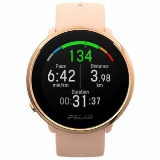 Connected fitness watch Polar Ignite S