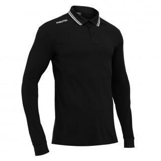 Macron Loira long sleeved polo shirt