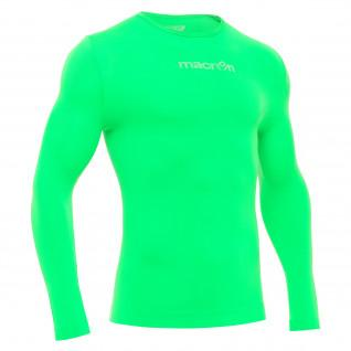 Macron Performance Long Sleeve Compression Jersey