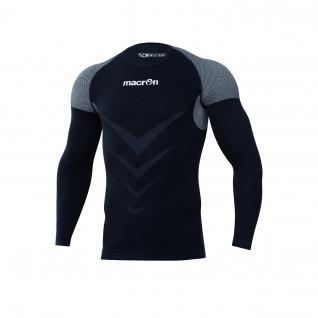 Macron Performance++ long-sleeve compression jersey