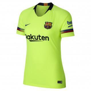Barcelona women's outdoor jersey 2018/19