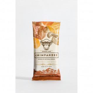 Energy bar Chimpanzee vegan (x20) : caramel 55g