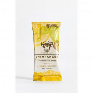 Energy bar Chimpanzee vegan (x20) : citron 55g