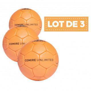 3 Pack adidas balls Comire Unlmtd