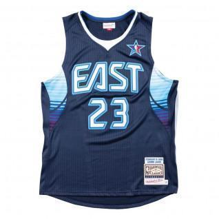 Authentic NBA All Star East Lebron James 2009 jersey