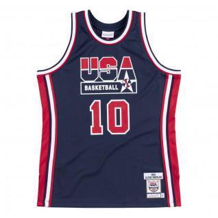 Genuine Team USA nba Clyde Drexler jersey