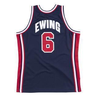 Patrick Ewing authentic Team USA jersey
