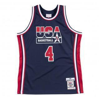 Genuine Team USA nba jersey Christian Laettner