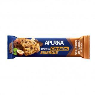 Bars Apurna HyperNutrition Croustillante Chocolat-Noisette 5x45g