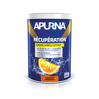Recovery drink Apurna Orange – 400g