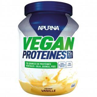 Vegan Protein Vanilla Apurna - Pot 600g