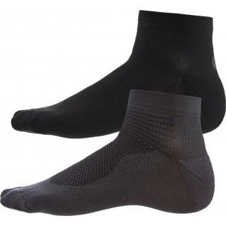 Socks Asics Ultra Lightweight Quarter - Lot de 2