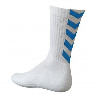 Socks Hummel hmlAUTHENTIC Indoor - Blanc / Royal