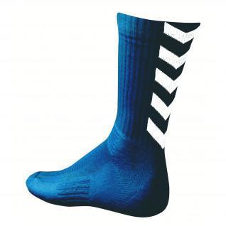 Socks Hummel Authentic Indoor navy / white