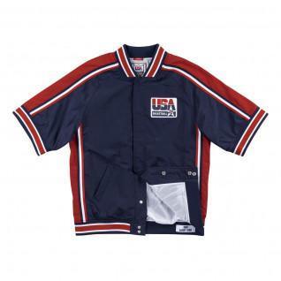 Authentic Team USA Jacket Larry Bird