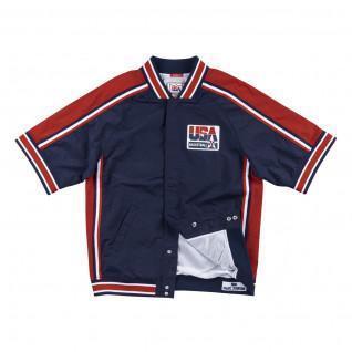 Team USA authentic Magic Johnson jacket