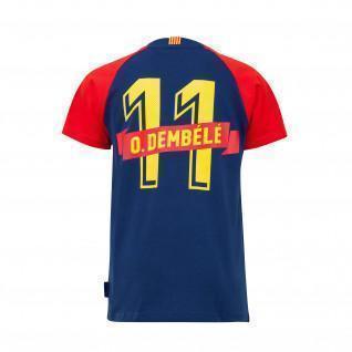 T-shirt child barcelona dembélé