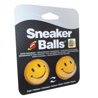 Lot 12 balls deodorizing Sneakerballs Happy Face