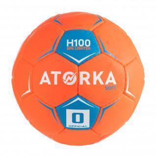 Children's ball Atorka H100 SOFT [Size 0]