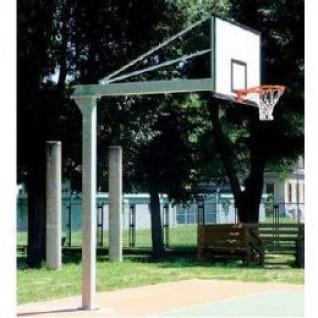 Basketball goal with offset 2.2 m Power Shot