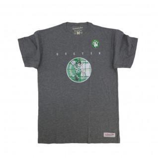 Boston Celtics private school logo t-shirt