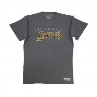 T-shirt Los Angeles Lakers private school logo