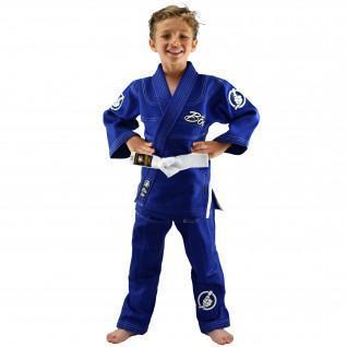 Bõa Leao Junior JJB Kimono Blue