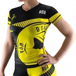 Rashguard short-sleeved woman Bõa Deusa