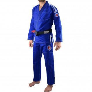 JJB Bõa Jogo No Chao Kimono 3.0 Blue
