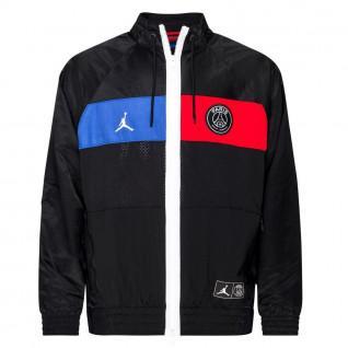 Jacket PSG x Jordan Follows