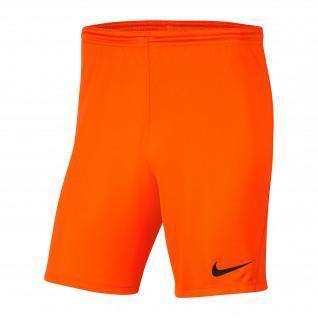 Short Junior Nike Dri-FIT Park III