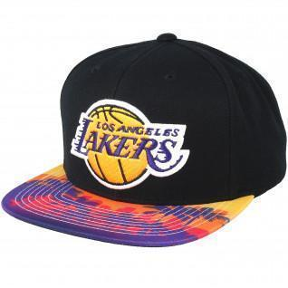 Mitchell & Ness Team Arch Tone Lakers Cap