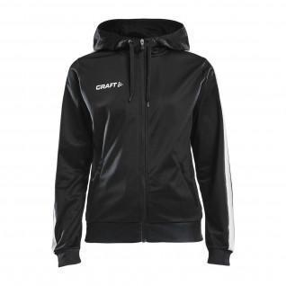 Hooded Jacket woman Craft Pro Control