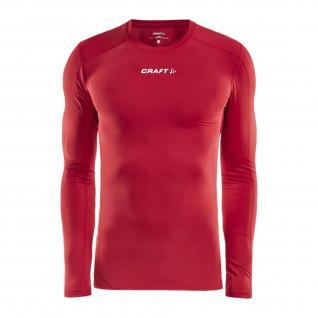 compression jersey Craft Pro LS control