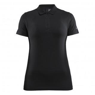 Craft women's polo shirt without seams adv