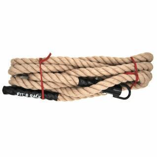 Climbing rope Fit & Rack 4,8m D38